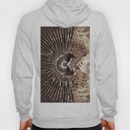 Geometric Art - WITHERED Hoody