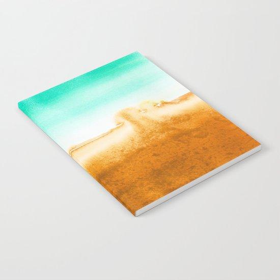 Golden Tide Notebook