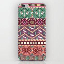 Tribal pattern iPhone Skin
