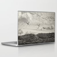 illusion Laptop & iPad Skins featuring Illusion by Sébastien BOUVIER