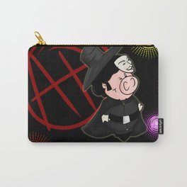 Guy Fawkes Carry-All Pouch