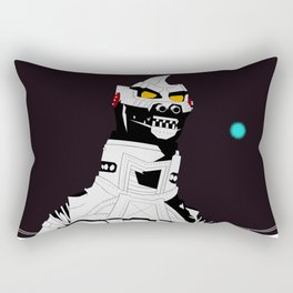 Godzilla vs Mechagodzilla Rectangular Pillow