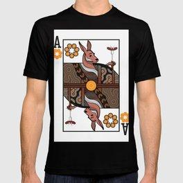 Australia Playing Card T-shirt