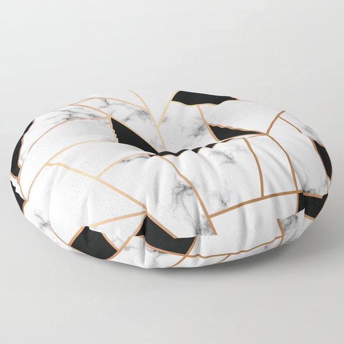 Marble III 003 Floor Pillow
