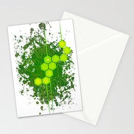 D20 Digital Crit Stationery Cards