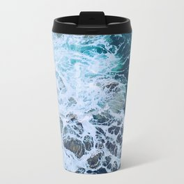 Wonderful Waves Travel Mug