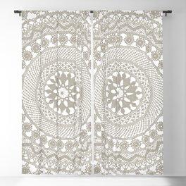 Armenian Needle Lace I Blackout Curtain