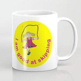 I am good at skipping! Coffee Mug