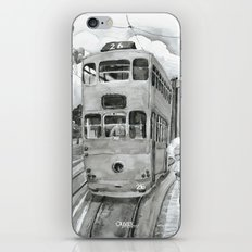 { 未來惑星 } Tramcar iPhone & iPod Skin