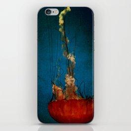 Under The Mystic Sea iPhone Skin