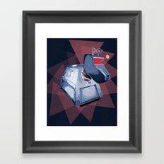 K-9 Framed Art Print
