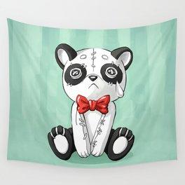 Panda Doll Wall Tapestry