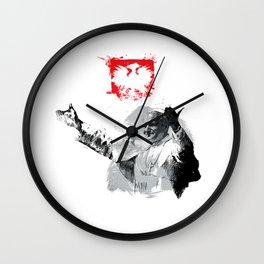 John Paul the Second Wall Clock