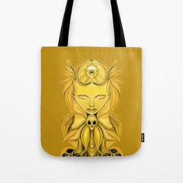 And It Was All Yellow Tote Bag
