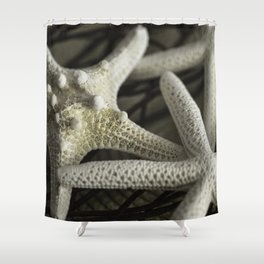Coastal Treasures Collection Shower Curtain