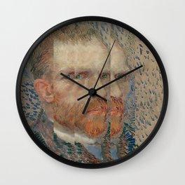 Vincent Van Gogh #06 Wall Clock