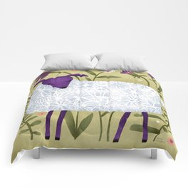 WOOLY POSE Comforters