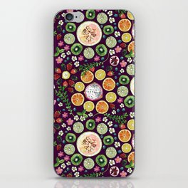 Fruit fun iPhone Skin