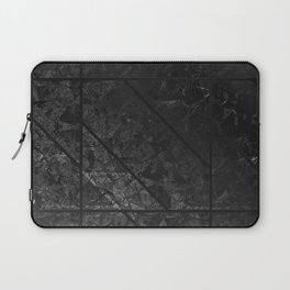 Black Marble Texture G310 Laptop Sleeve