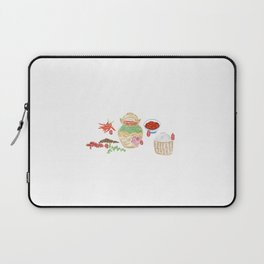 5 key elements of Sichuan cuisine Laptop Sleeve