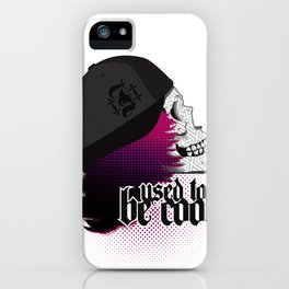 Used To Be Cool iPhone Case