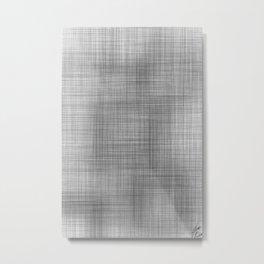 Triptych Square Metal Print