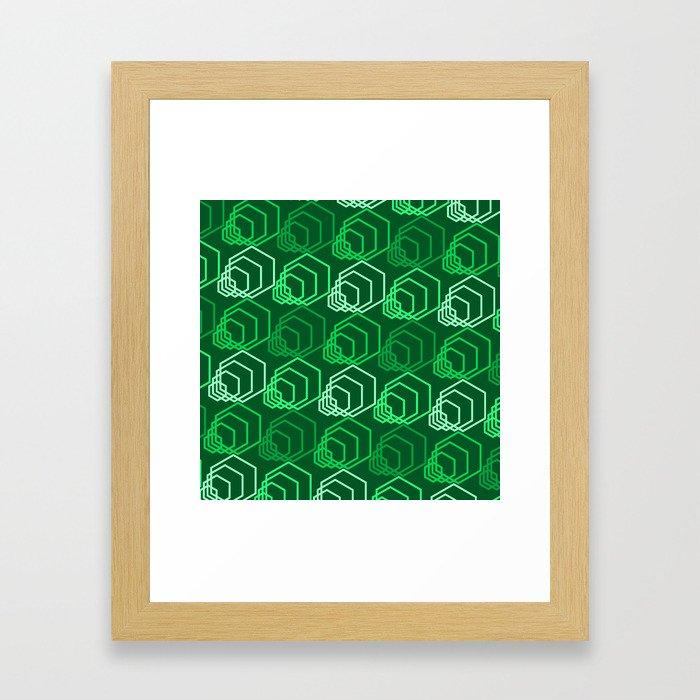 Op Art 116 Framed Art Print
