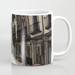 Calle Mayor (color) Coffee Mug