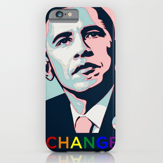 Obama LGBT iPhone & iPod Case
