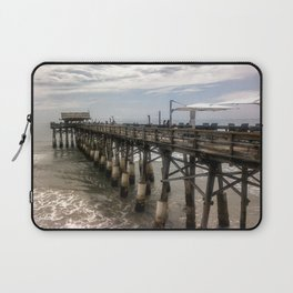 Cocoa Beach Pier Laptop Sleeve