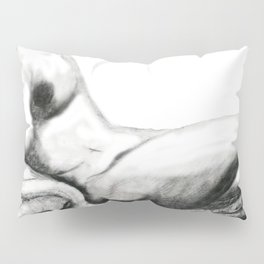 Free: Female Nude Pillow Sham