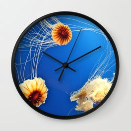 """""""One's Company, Two's a Crowd, and Three's a Party."""" Wall Clock"""