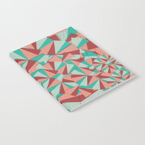 Marsala Pattern Notebook