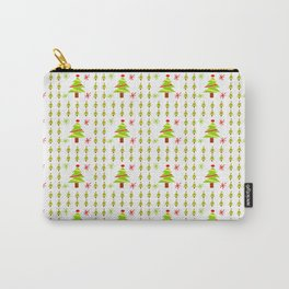 Christmas tree 4 Carry-All Pouch