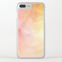 pattern 84 Clear iPhone Case