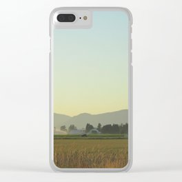 Back from Bellingham #2 Clear iPhone Case