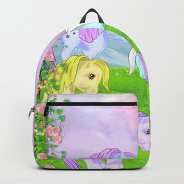 g1 my little pony collector ponies Backpack