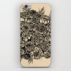 Wedding Flowers iPhone Skin