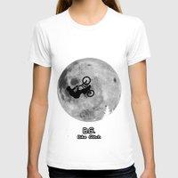 gta v T-shirts featuring GTA Bike Glitch by JOlorful