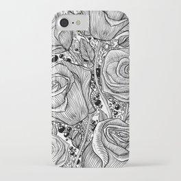 Floraldesign #004 iPhone Case
