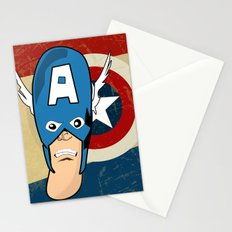 Captain Awesome Stationery Cards