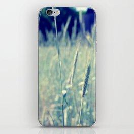 Meadow & Weed iPhone Skin