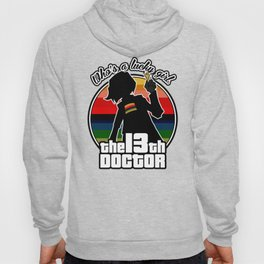 13th Doctor Who Hoody
