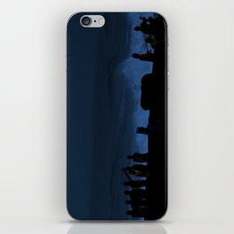 fishermen iPhone Skin