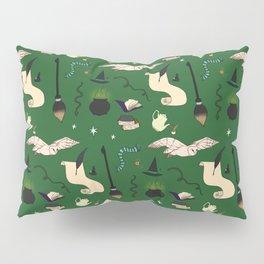 Slytherin Pattern Pillow Sham