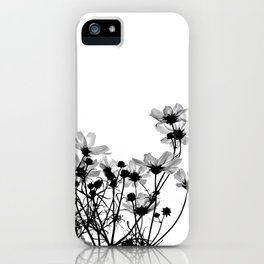 COSMOS - BW iPhone Case