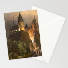 Hogwarts Castle 2 Stationery Cards