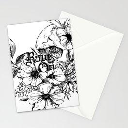 Rave On Stationery Cards