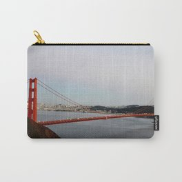 GOLDEN GATE BRIDGE - TWILIGHT - CALIFORNIA Carry-All Pouch