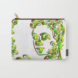 Grenada Queen Goddess Abstract Carry-All Pouch